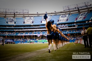 Toronto Argos Cheerleaders